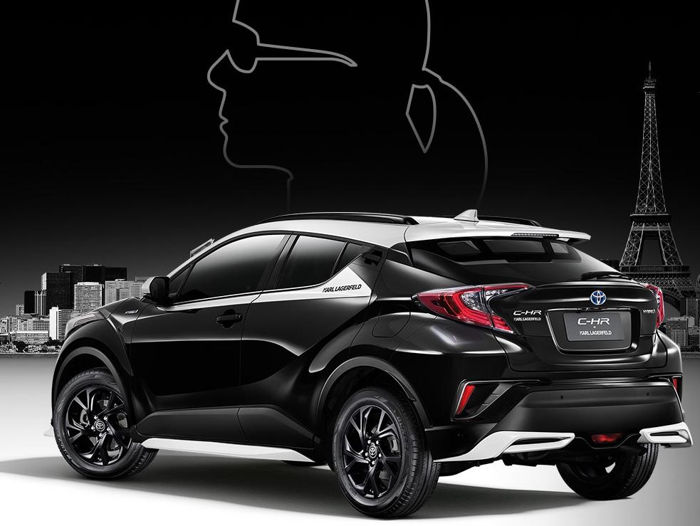 Video: Toyota C-HR Edición Karl Lagerfeld