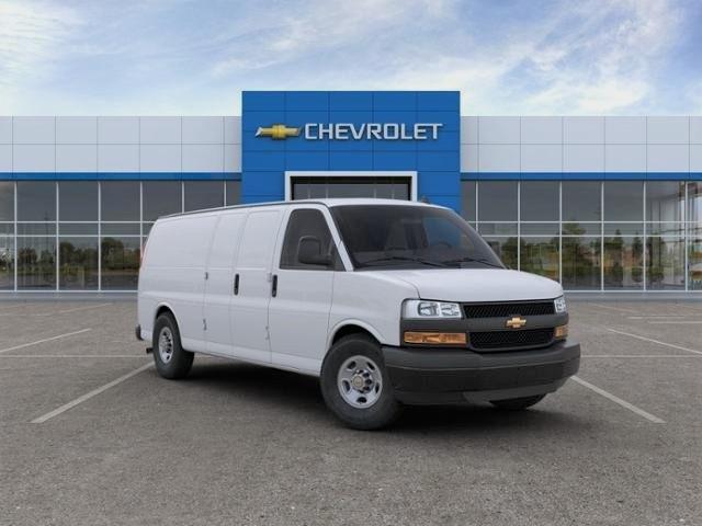Chevrolet Express Cargo Van 2020 resena opiniones