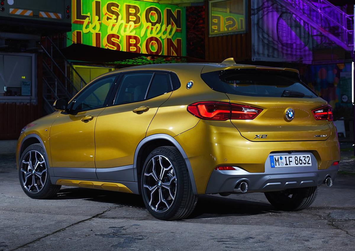BMW X2 2020
