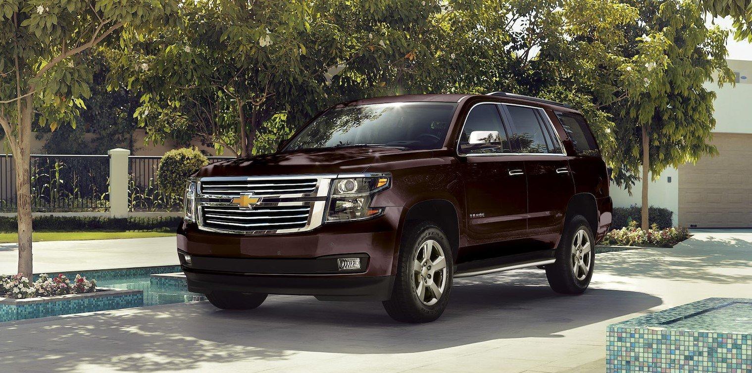 Chevrolet Tahoe camionetas para 7 pasajeros