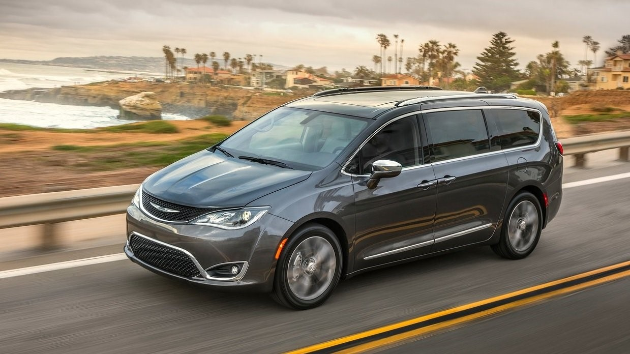 Chrysler Pacifica camionetas para 7 pasajeros