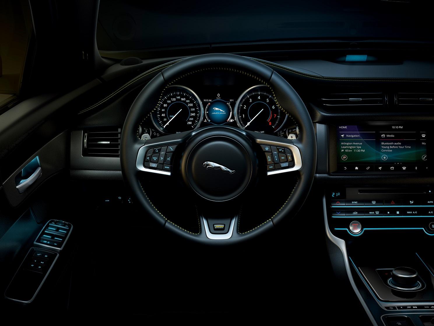 Jaguar XF R-Sport P300 2020 resena opiniones