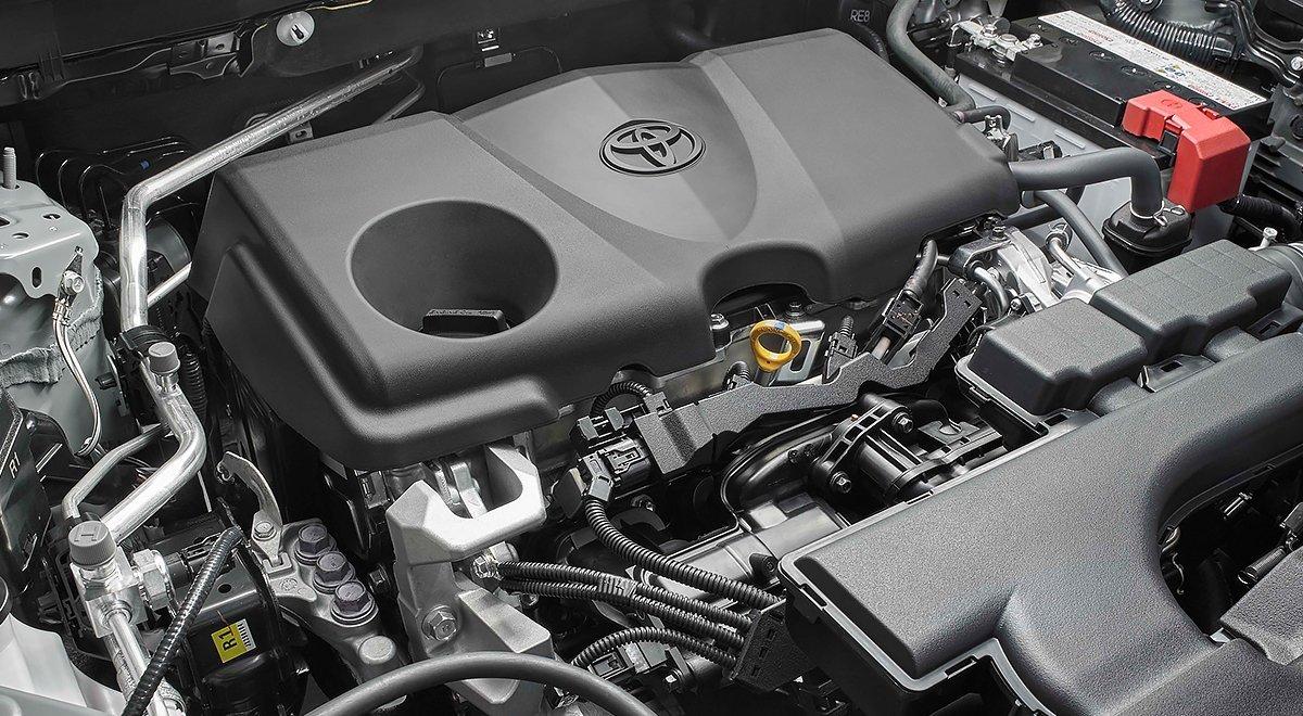 Una de las versiones de la Toyota RAV4 precio mexico viene con mecánica híbrida
