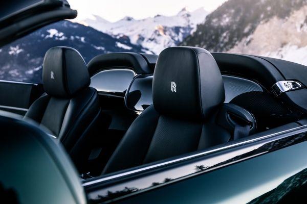 Rolls-Royce Dawn Aero Cowling, transformación a todo lujo