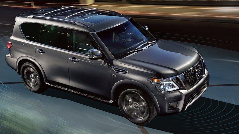 La Nissan Armada se hace notar por su versatilidad
