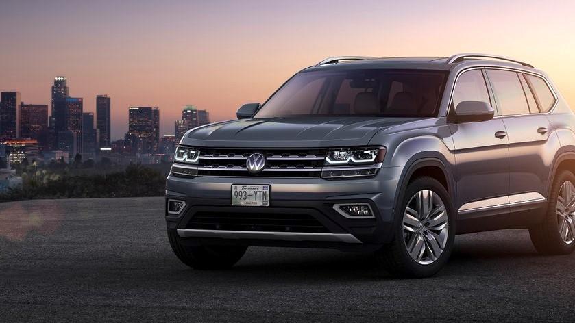 La Volkswagen Teramont es la SUV más grande de la marca