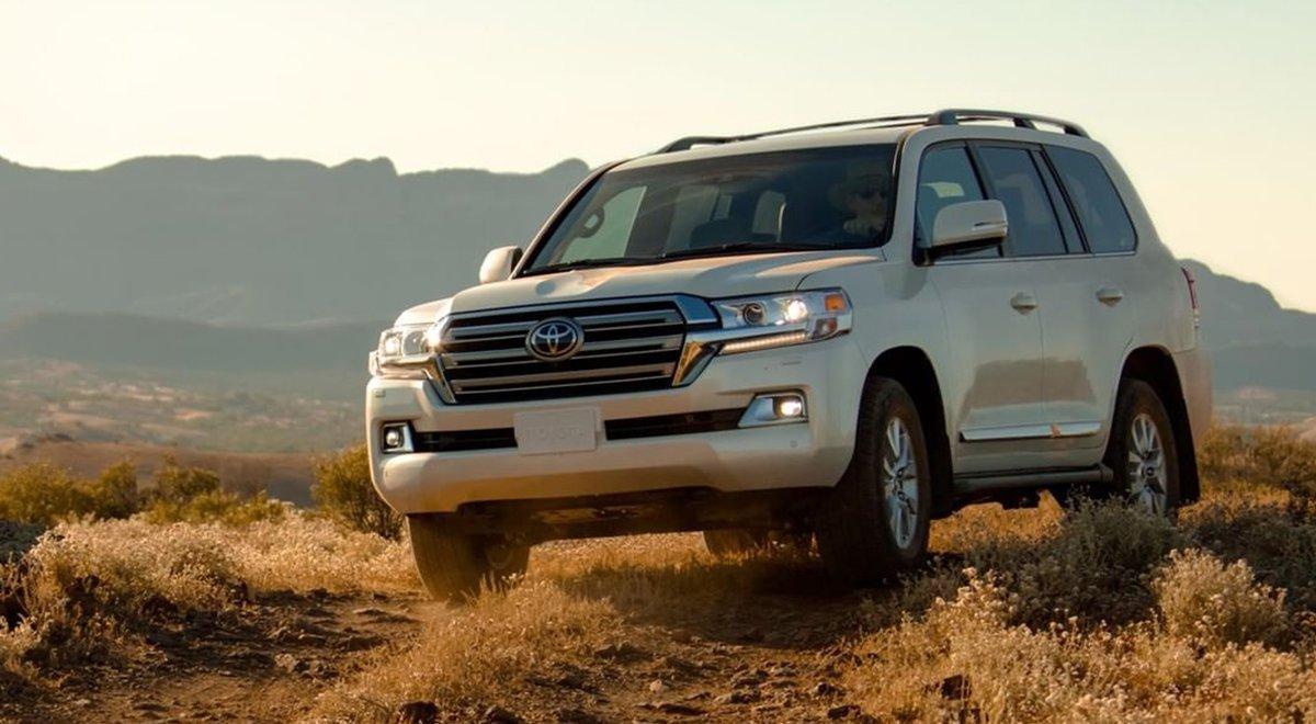 Toyota tiene varios modelos compitiendo en la categoría