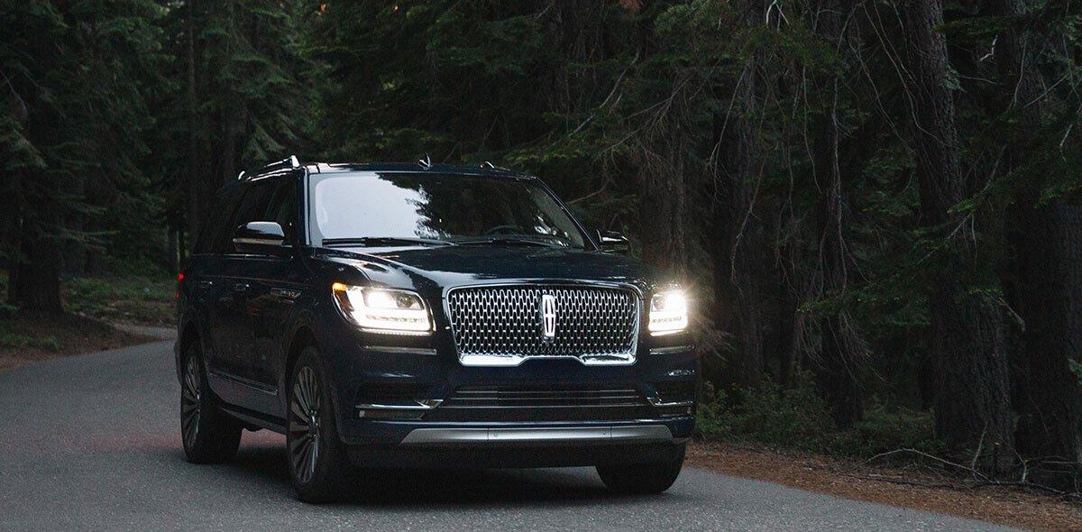 La Lincoln Navigator tiene un estilo elegante y refinado