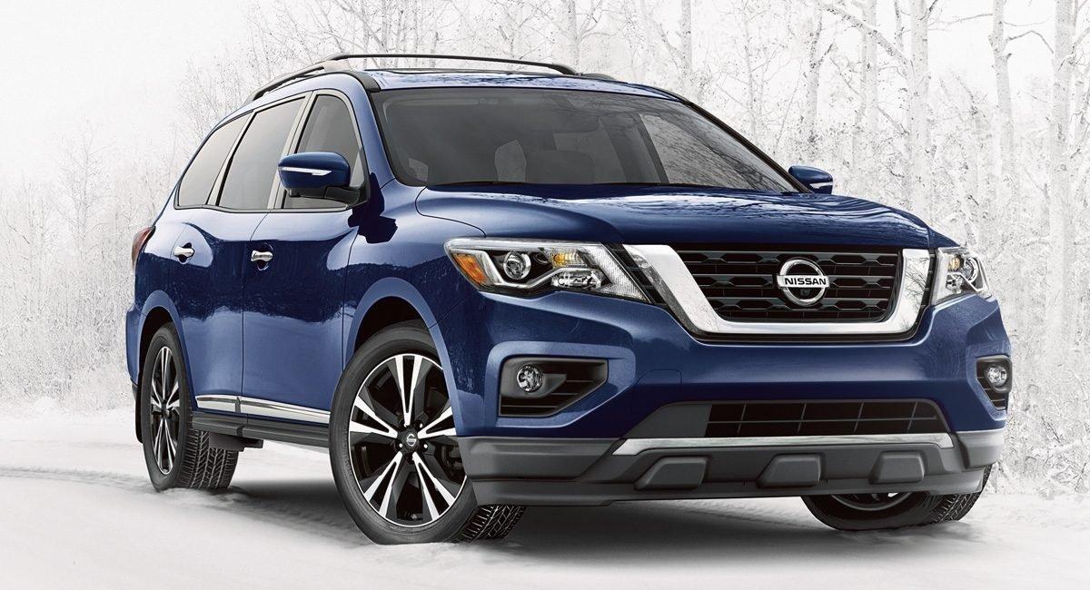 La Nissan Pathfinder ofrece gran capacidad de almacenamiento en la zona de carga