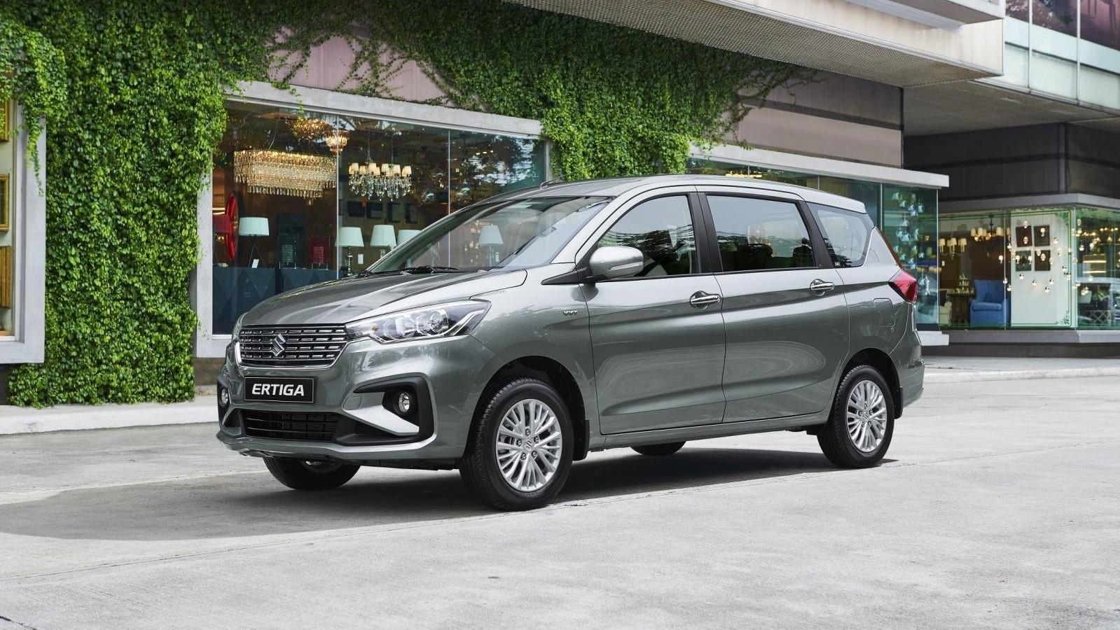 La Suzuki Ertiga es una camioneta para 7 pasajeros de bajo costo