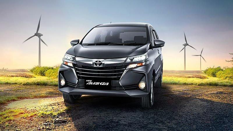La Toyota Avanza también compite en la parta baja por su precio económico