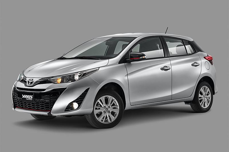 Toyota Yaris autos para jovenes