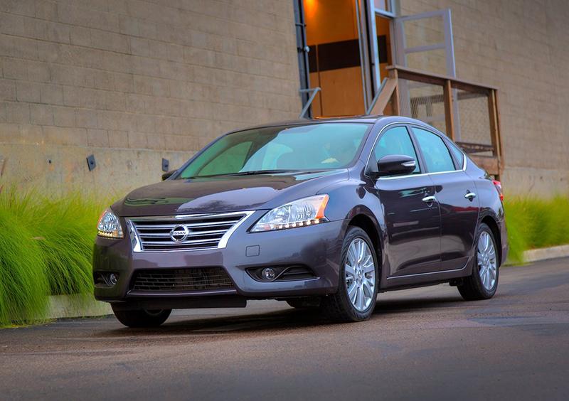 Nissan Sentra autos para jovenes