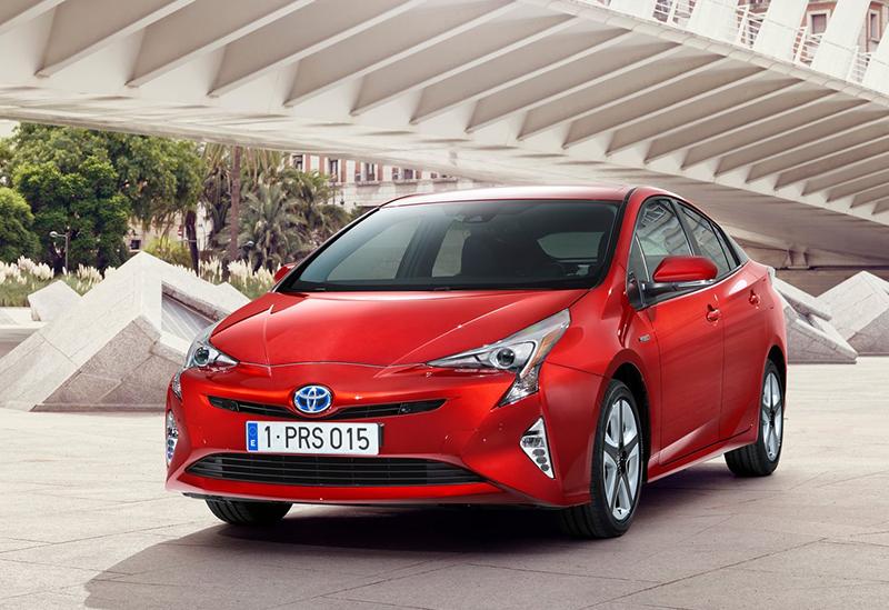 Toyota Prius autos para jovenes
