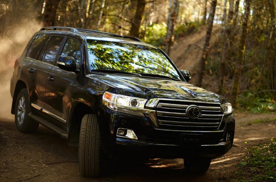 Toyota Land Cruiser Wagon VX-R 2020 resena opiniones