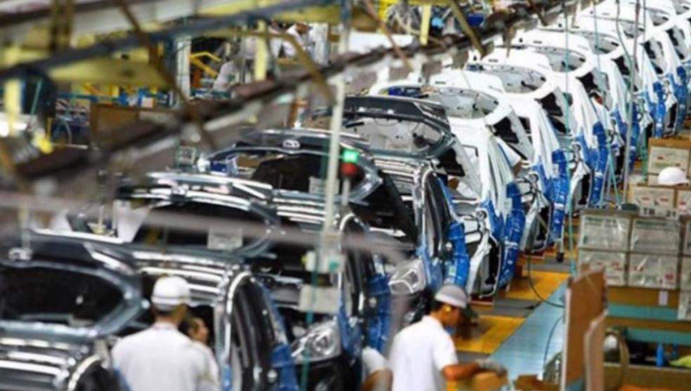 Industria Automotriz Mexico