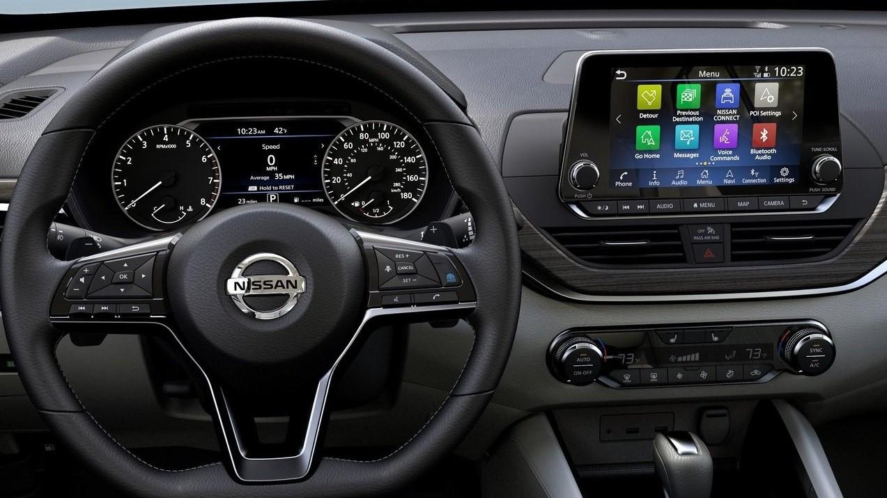 Nissan Altima precio 5