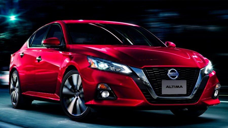 Nissan Altima precio mexico Lleva faros principales LED en algunas versiones