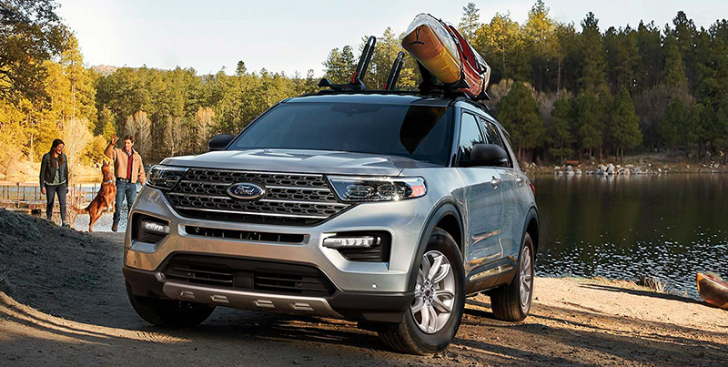 Ford Explorer precio mexico