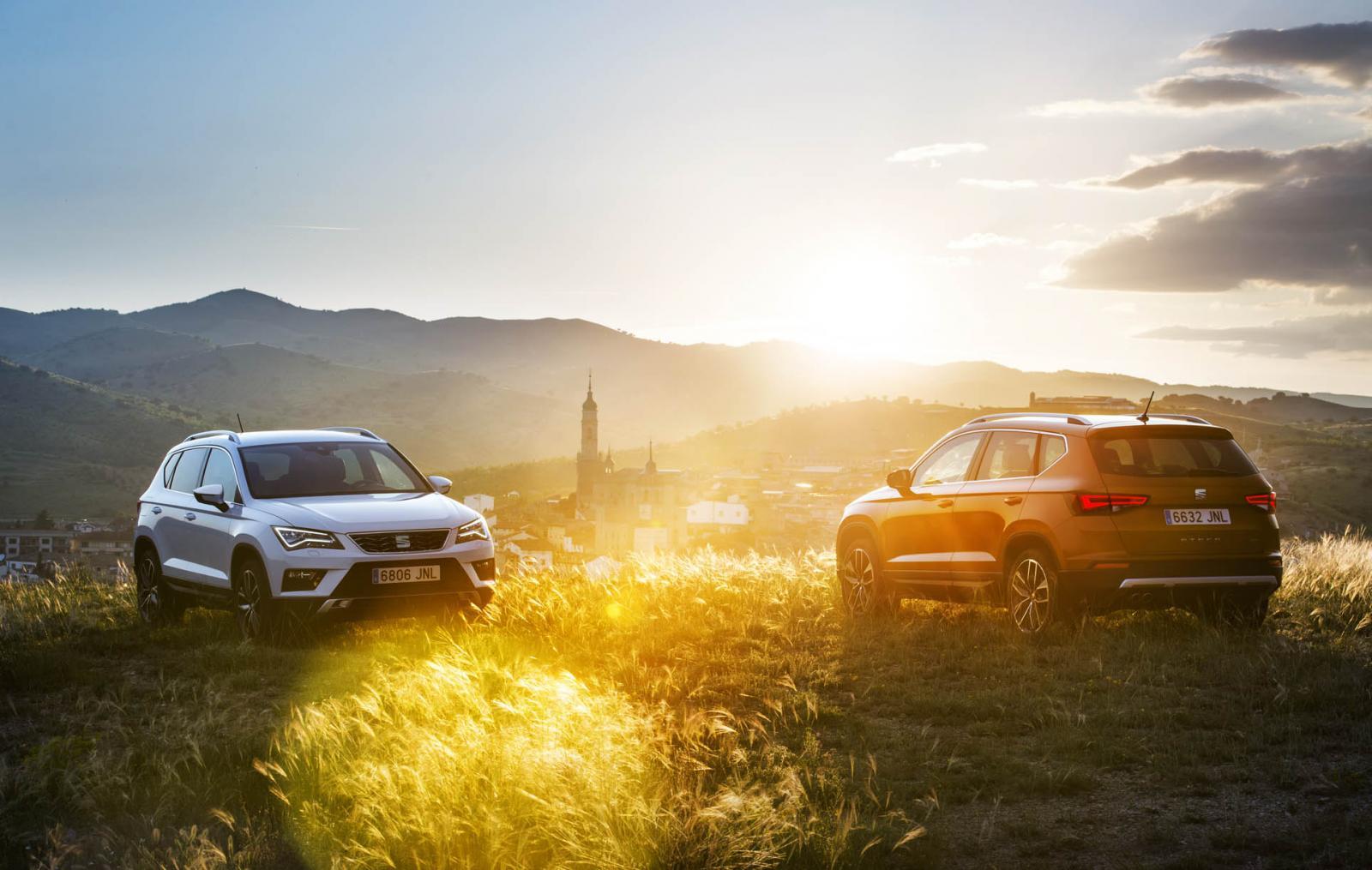 La SEAT Ateca precio mexico está disponible en tres versiones en México
