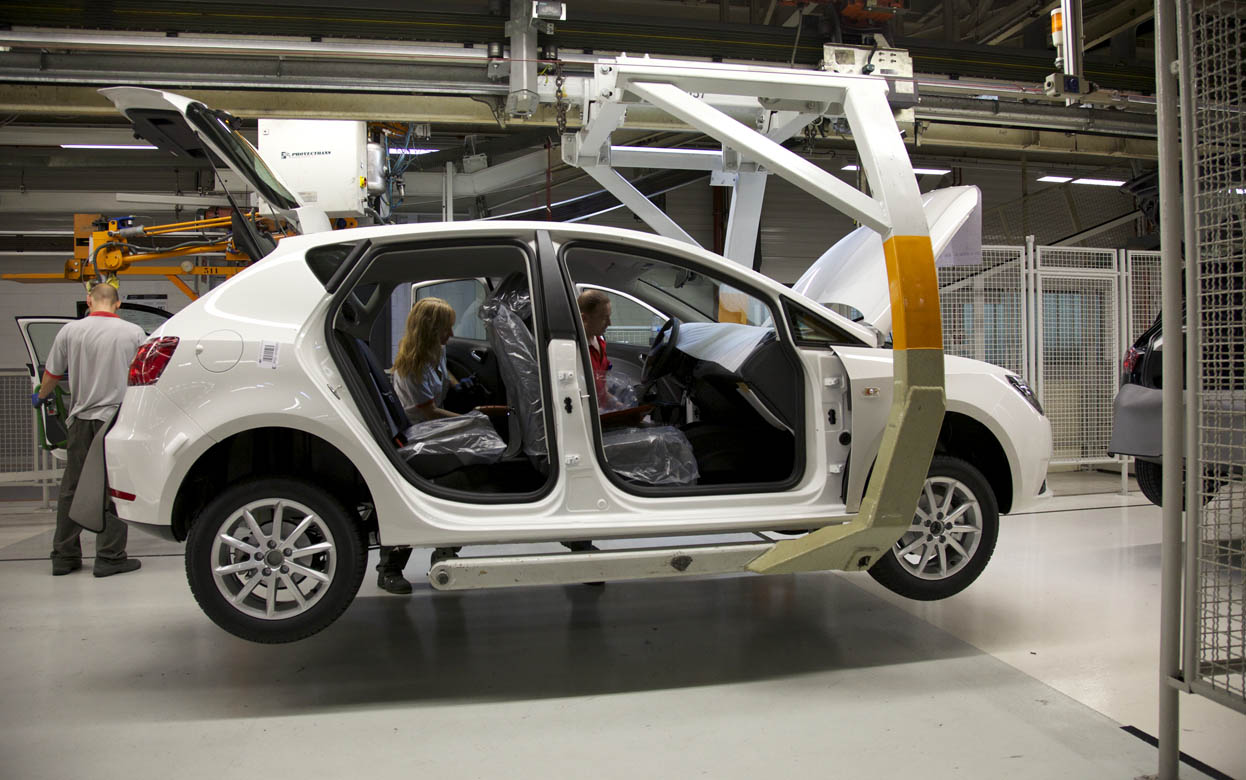 La industria automotriz europea pide ayuda para su recuperación económica