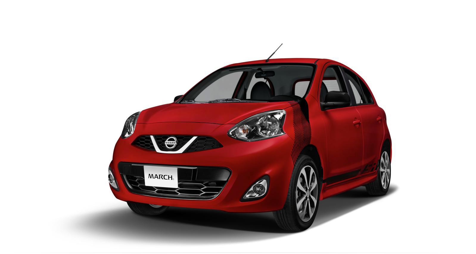 Nissan March precio mexico