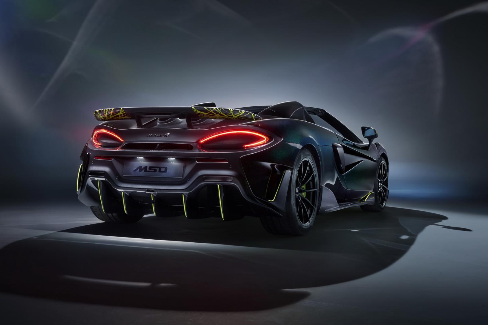 McLaren 600LT Segestria Borealis by MSO