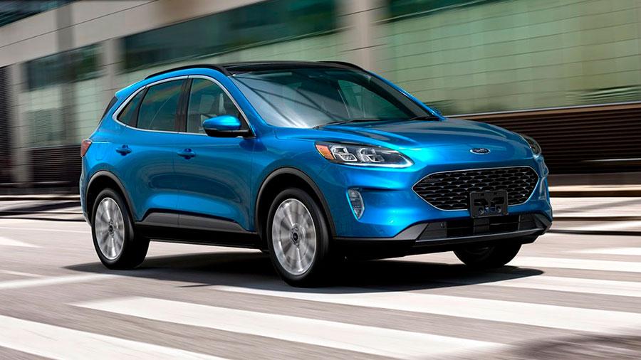 La Ford Escape precio mexico supera a la Nissan X-Trail en casi todos los rubros