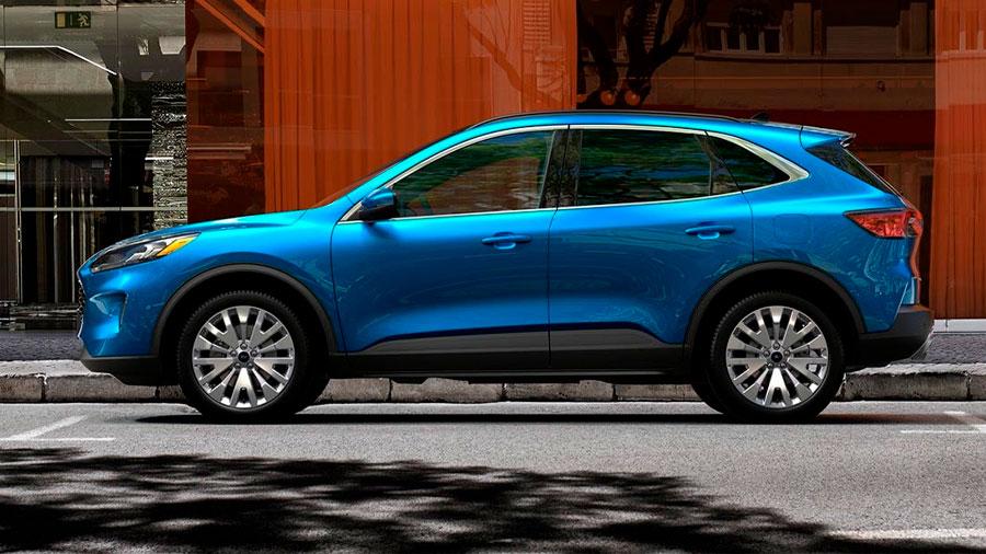Ford Escape precio mexico diseño luce moderno y tecnológico