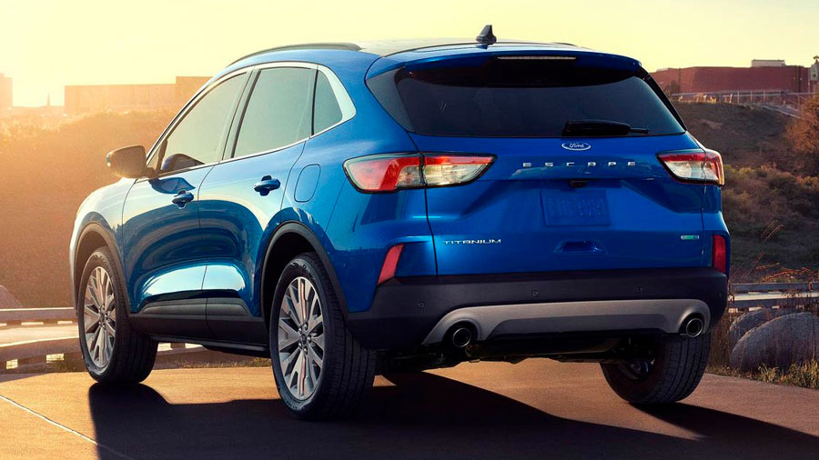 Ford Escape precio mexico Solo se venden 2 versiones de este modelo en México