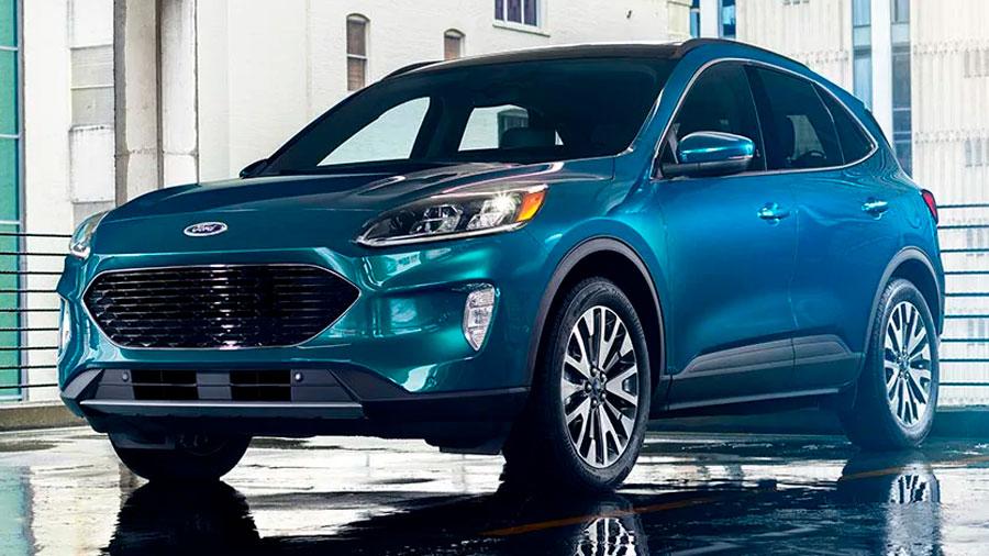 Ford Escape precio mexico Es un modelo que compite de forma digna con los representantes más fuertes del segmento