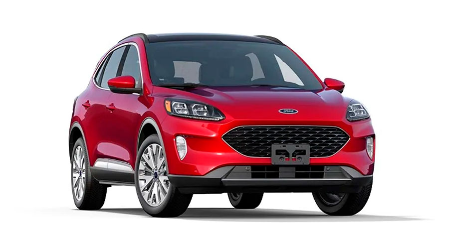 Ford Escape precio mexico se comercializa en 7 colores