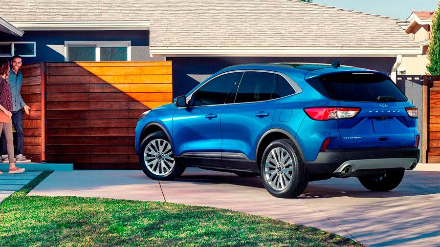 La cuarta generación de Ford Escape precio mexico representó una verdadera mejora en todos los aspectos