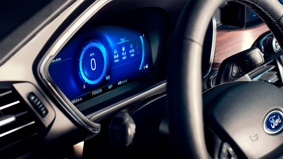 Ford Escape precio mexico Se vende con 2 configuraciones motrices diferentes
