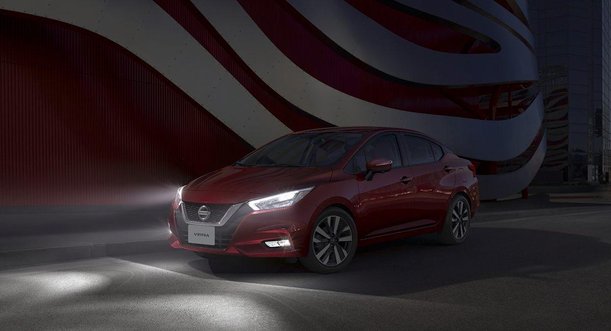 Nissan Versa Precios Y Versiones En Mexico 09 2020