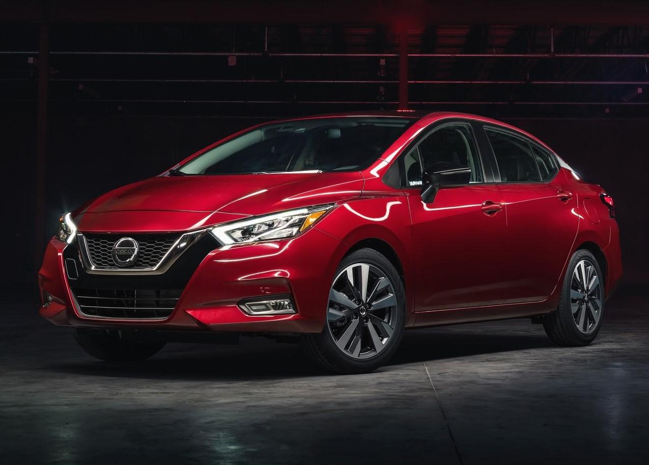 Nissan Versa precio mexico