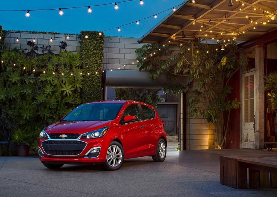 Chevrolet Spark precio mexico en venta