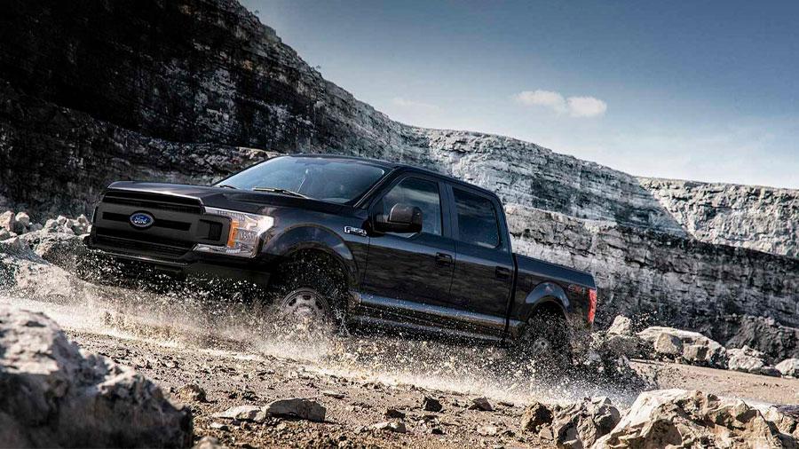 La Ford F-150 es una de las pick-up más buscadas para la vida productiva