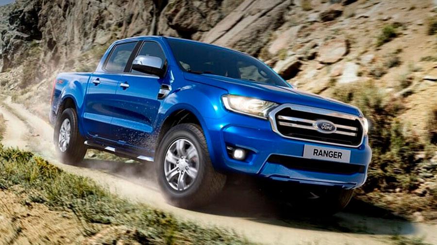 La Ford Ranger destaca por su versatilidad para la vida productiva y familiar