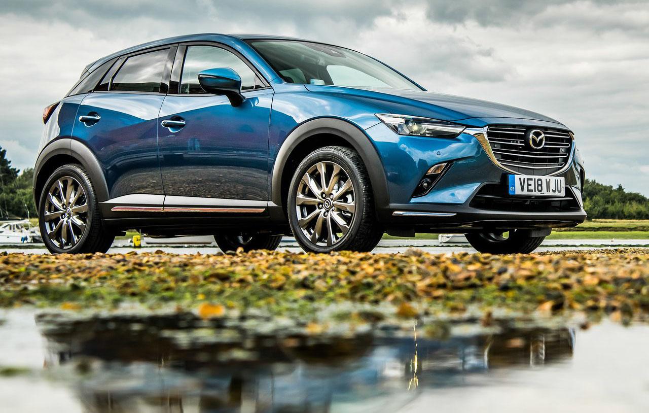 La Mazda CX-3 precio mexico llegó al mercado en 2015