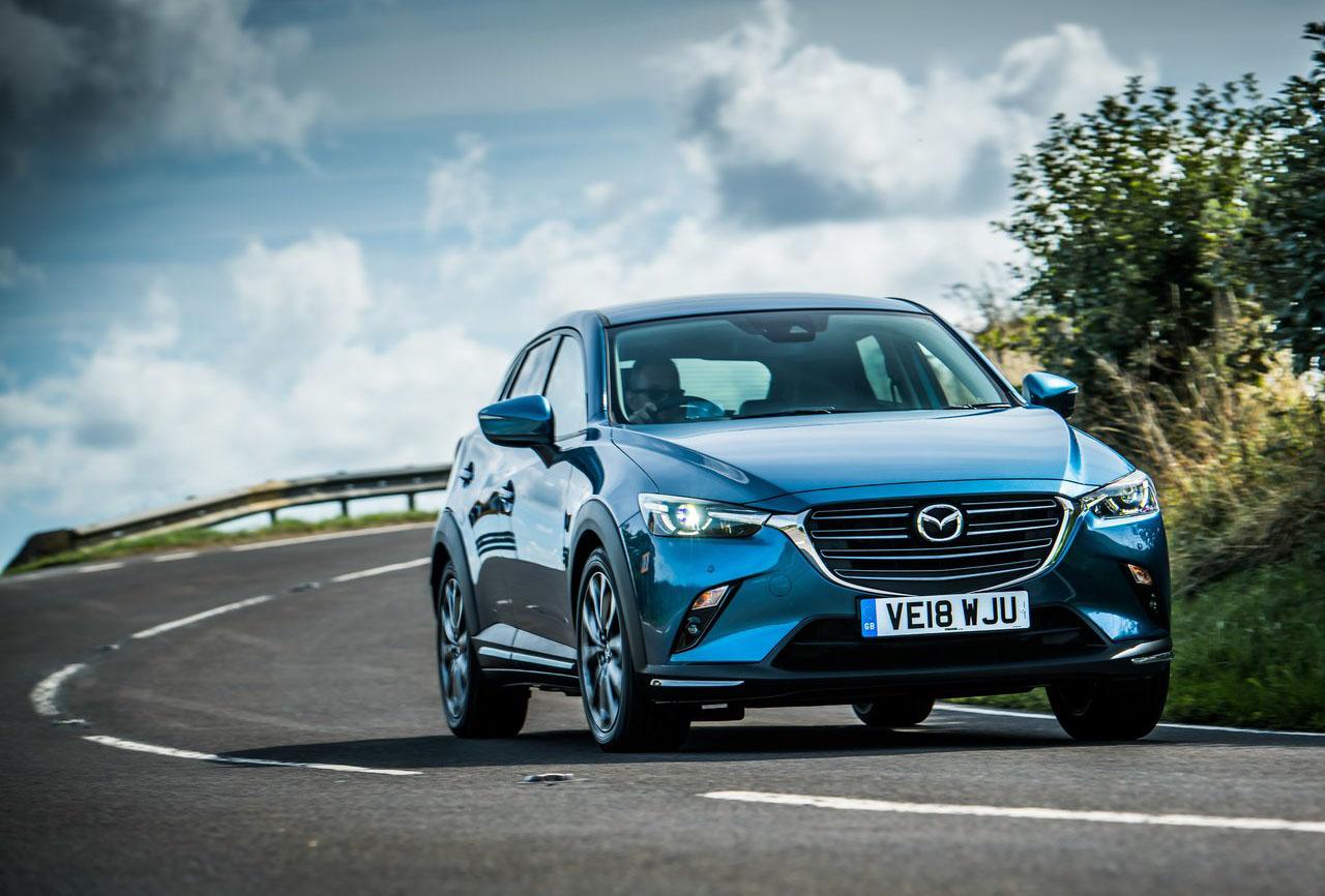 La Mazda CX-3 precio mexico tiene una diferencia de precio con su competidora