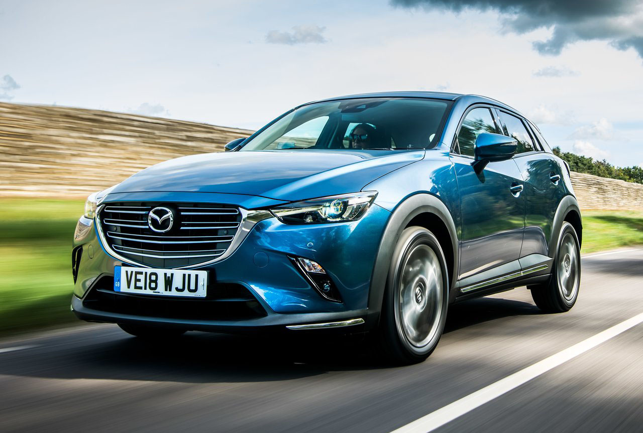 La Mazda CX-3 precio mexico tiene motor 4 cilindros