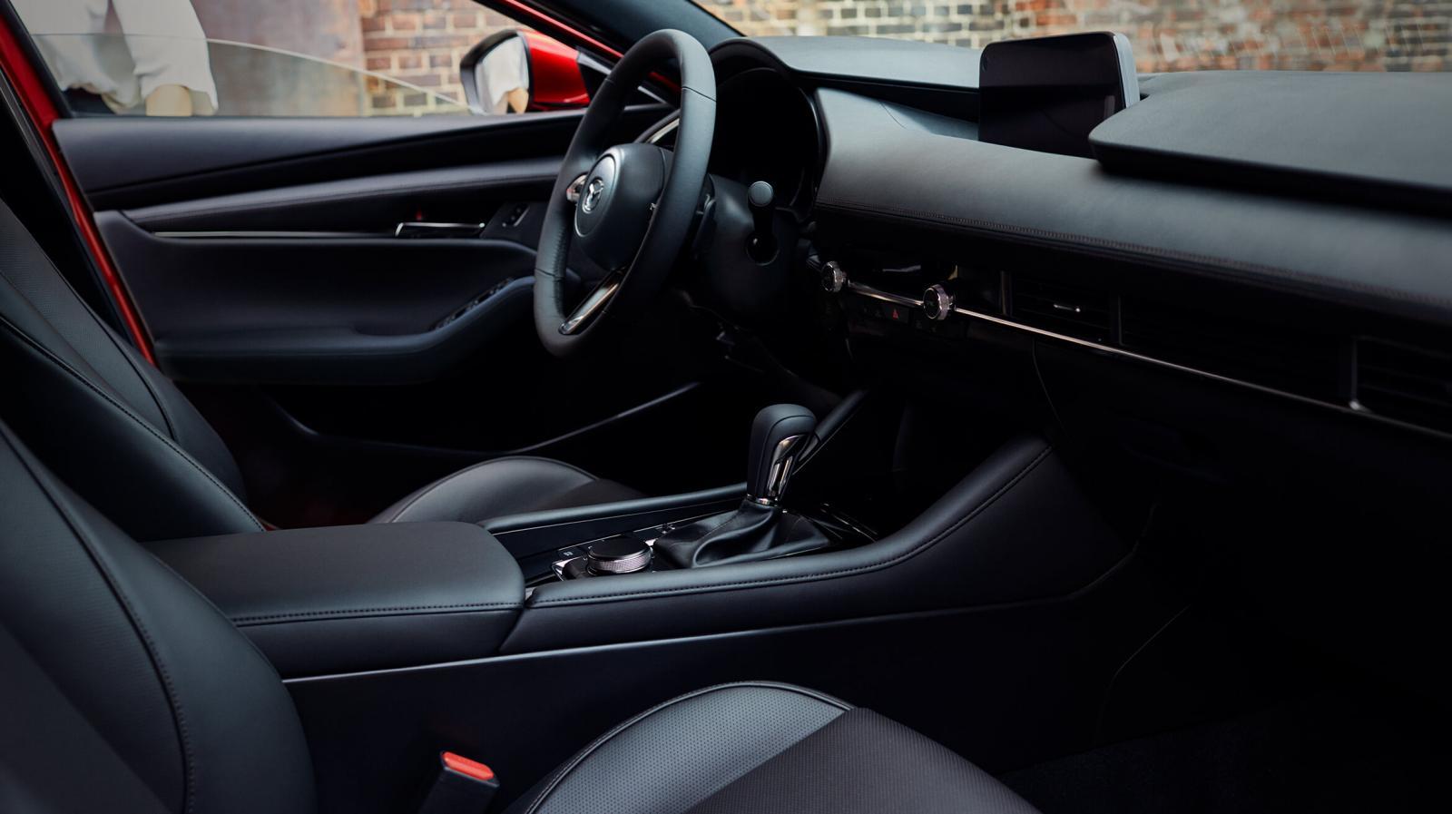 Mazda 3 Hatchback i Grand Touring 2020 resena opiniones