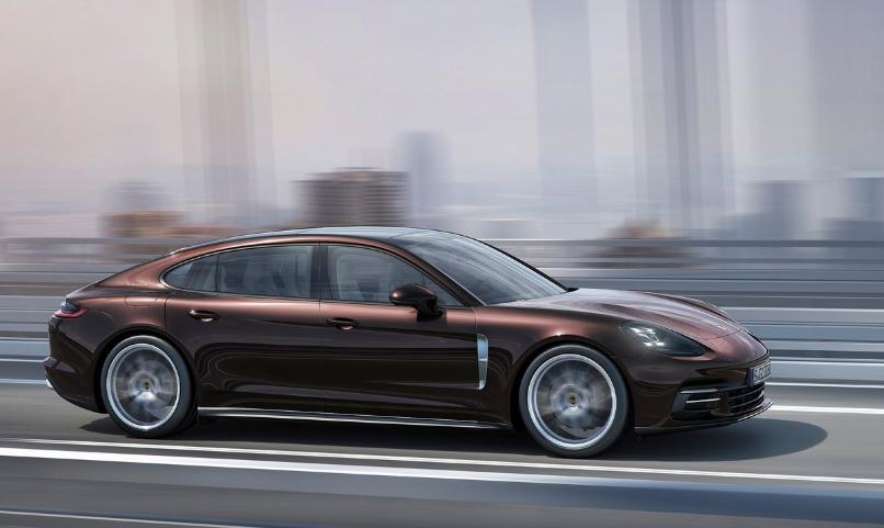 Porsche Panamera Turbo Executive 2020 resena opiniones