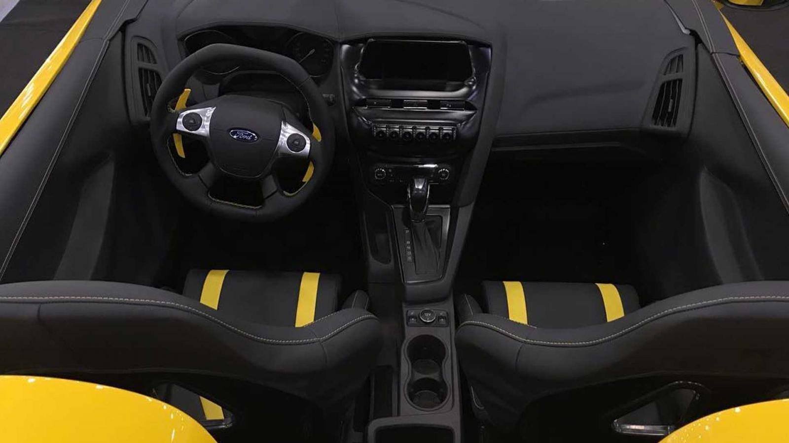 Ford Focus ST Speedster