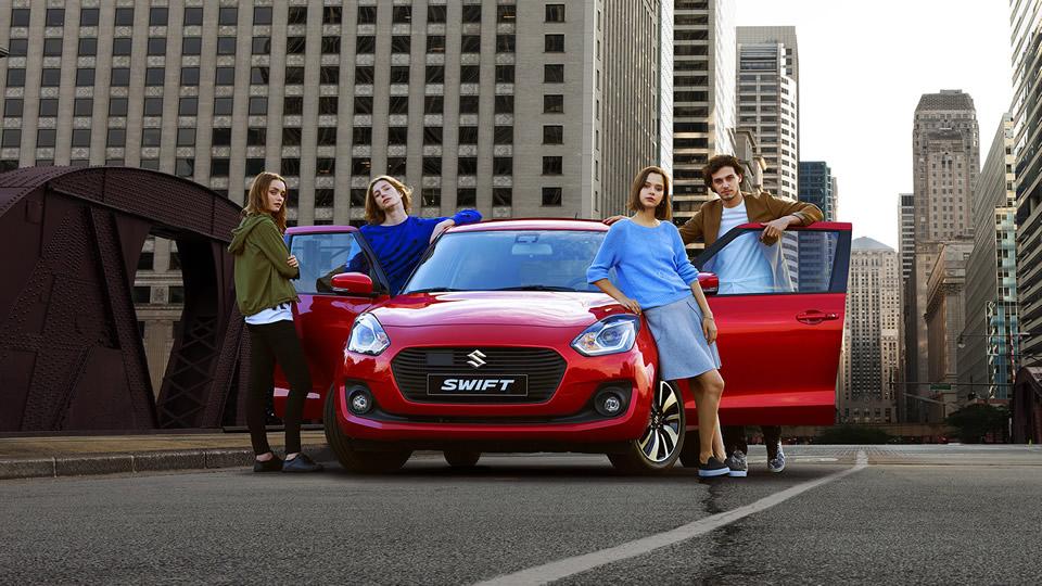 Suzuki Swift precio mexico