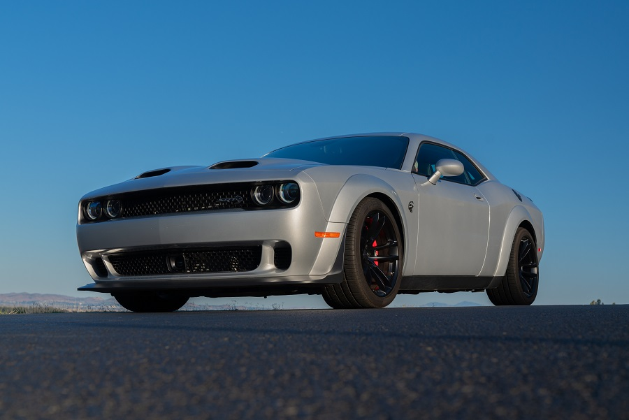 Dodge Challenger Widebody Redeye