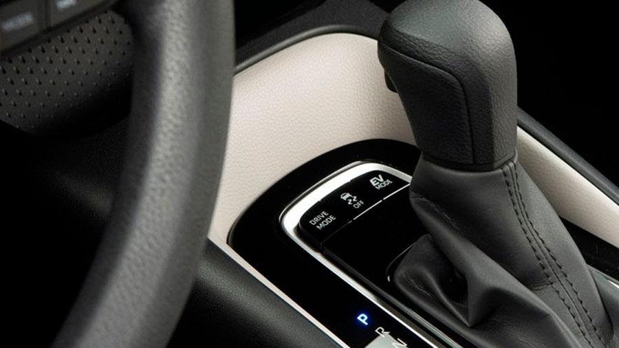 El modo EV está presente en los coches híbridos
