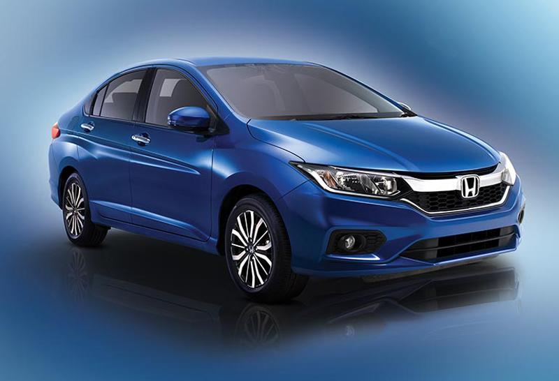 El Honda City precio mexico tiene una sola versión con transmisión manual