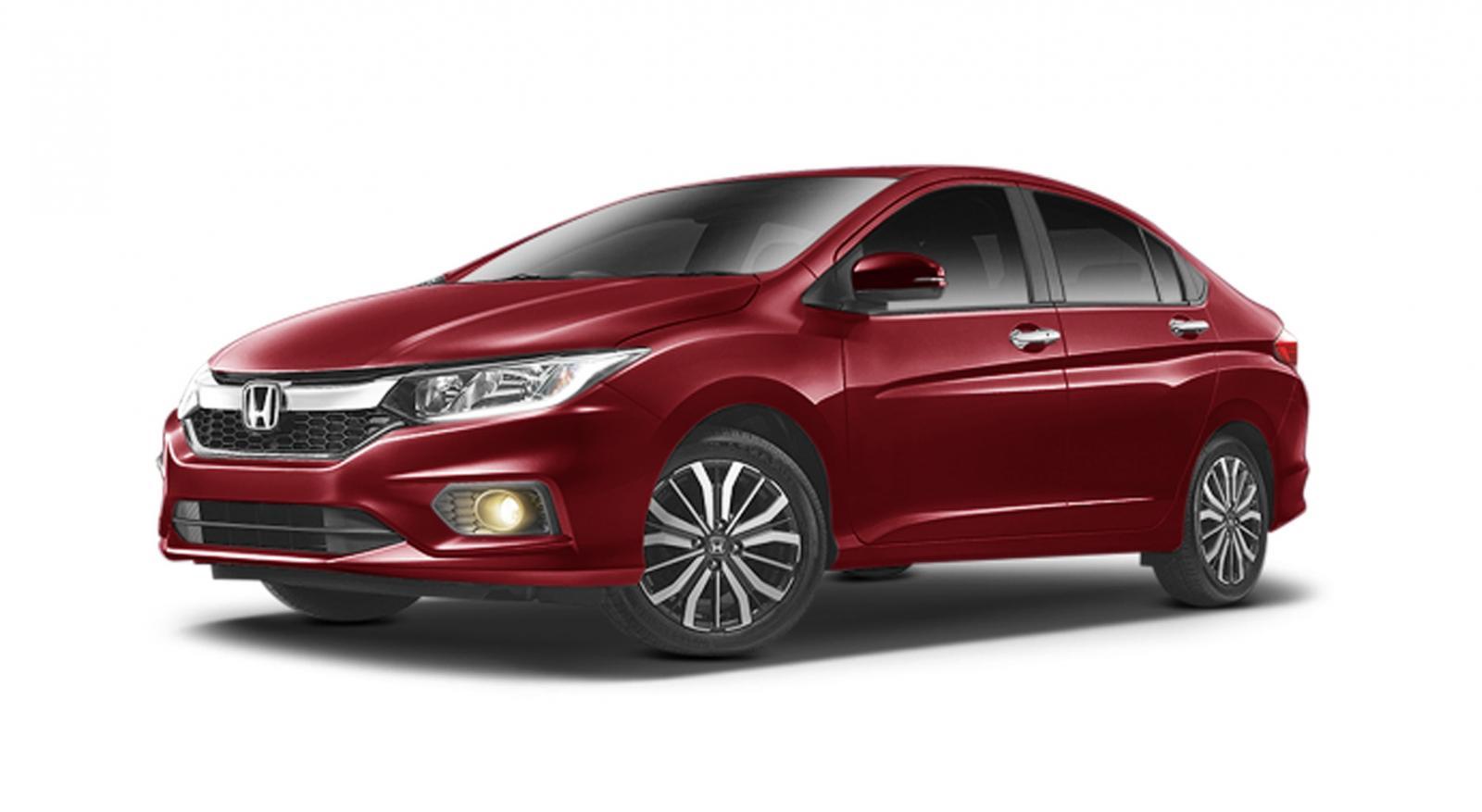 El Honda City precio mexico se vende en tres versiones